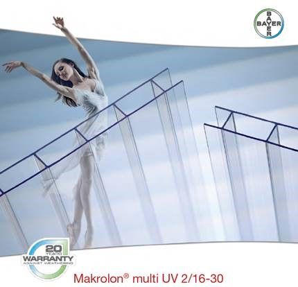 Makrolon 2/16-30 Bayer